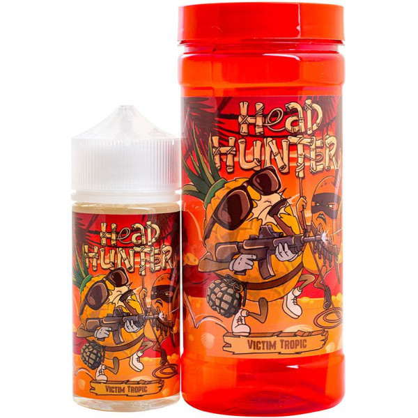 Жидкость HEAD HUNTER 100ml VICTIM TROPIC
